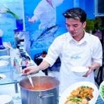 Mr Đàm thử sức kinh doanh với chuỗi hải sản Vua Biển