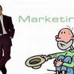 Gã ăn mày hiểu biết và câu chuyện marketing kinh điển