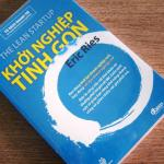 The Lean Startup – Khởi nghiệp tinh gọn