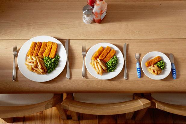 Hãy thử đưa ra các suất ăn nhỏ để phù hợp với túi tiền của khách hàng