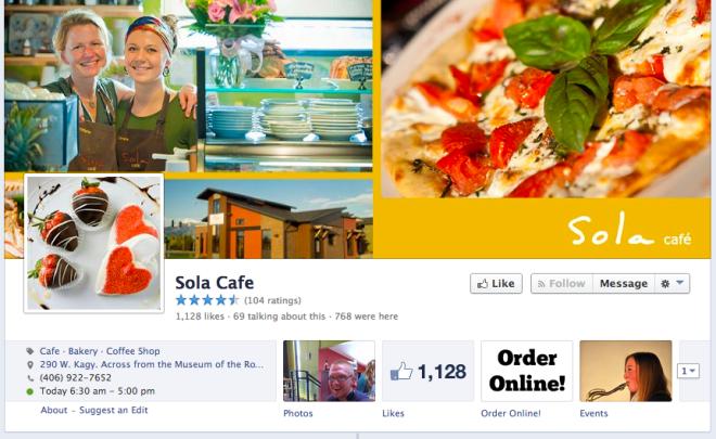 Ngày nay qảng cáo nhà hàng trên Facebook rất phổ biến vì tiết kiệm được chi phí rất nhiều