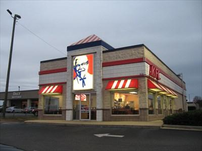 KFC là một ví dụ cho việc một nhà hàng nên dễ được