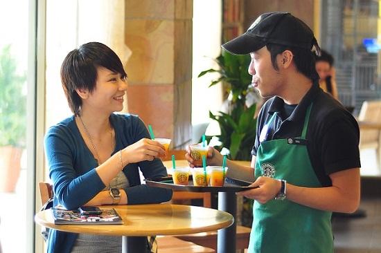 Thái độ nhân viên rất quan trọng trong sự phát triển của một cửa hàng