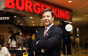 John W.Chisley - Giám đốc Điều hành của Burger King