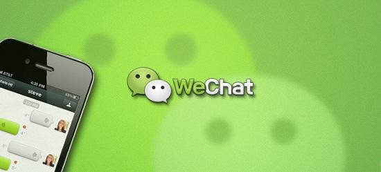 Wechat - một trong những mạng xã hội lớn nhất Trung Quốc
