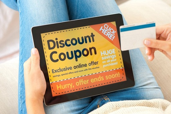 Online-coupons