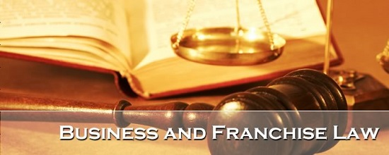 business-franchise-law