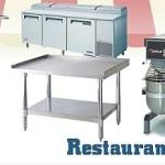 Hướng dẫn tiết kiệm chi phí khi sử dụng, thu mua thiết bị nhà hàng