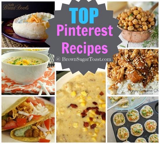 top-pinterest-recipes