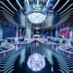 Xu hướng thiết kế ánh sáng cho các quán bar và hộp đêm