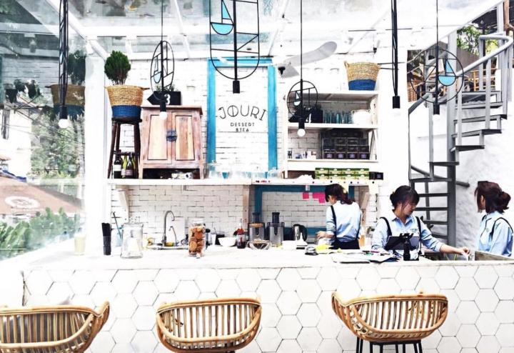 Jouri Dessert & Tea - Câu chuyện về hai doanh nhân trẻ và bài học khởi nghiệp thành công 2
