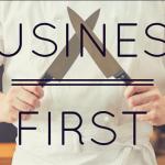 Nhà hàng là một ngành kinh doanh trước khi là ngành dịch vụ