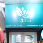 iSalad+ – Khởi nghiệp cùng đam mê!