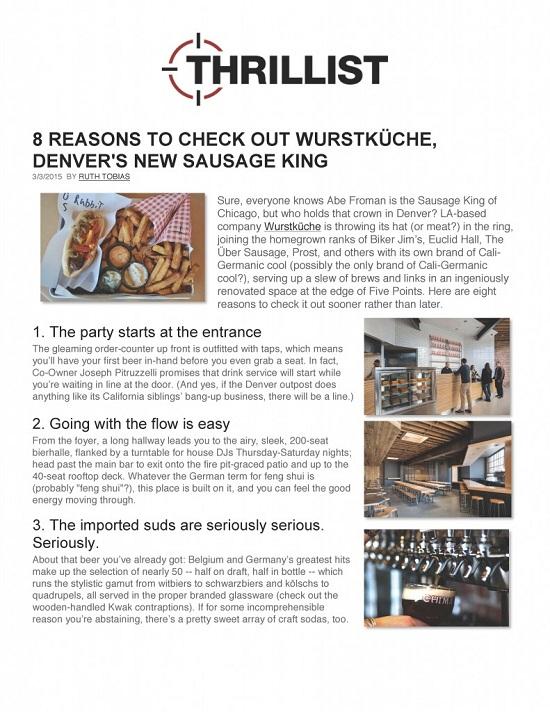 5 Blog mà mọi chủ nhà hàng nên học theo