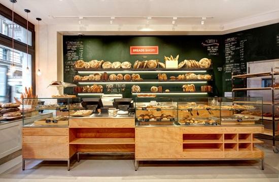 Mô hình kinh doanh tiệm bánh ngọt