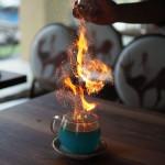 """Khám phá """"nhà hàng phù thủy"""" cực hot tại Singapore"""