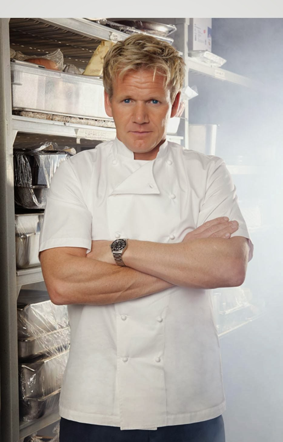 Gordon Ramsay nguoi so huu 12 sao Michelin
