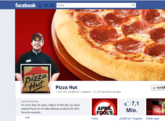 Domino vs Pizza Hut marketing 6