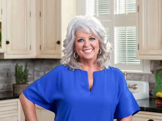 Food Network's host Paula Deen