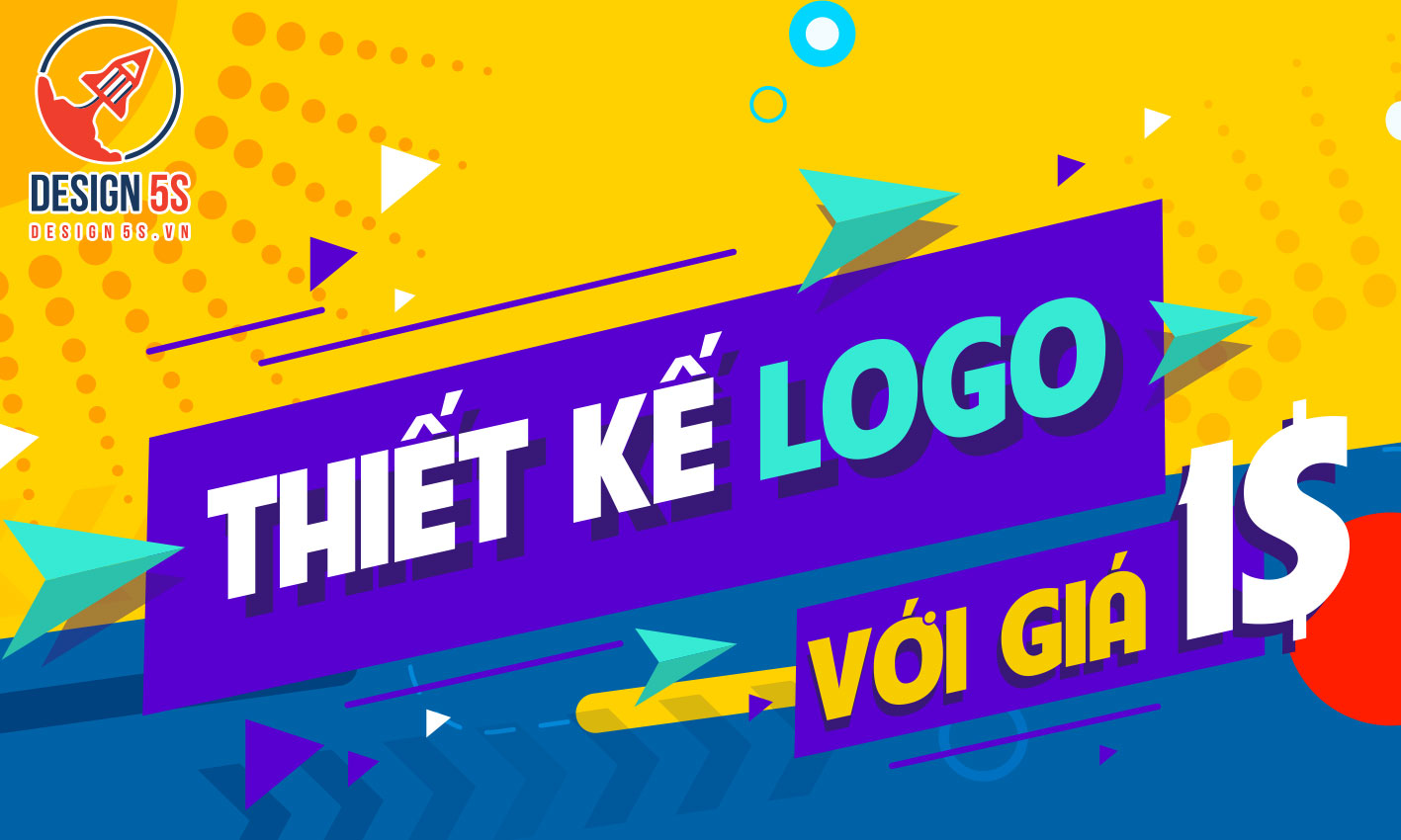 Thiết kế logo với 1$